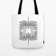 dragonfly pattern 5 Tote Bag