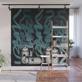 INTERLUDE Wall Mural