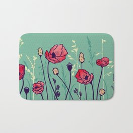 Summer Field Bath Mat
