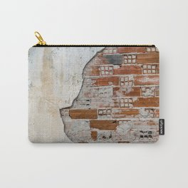 Cracked Facade Carry-All Pouch