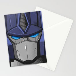 G1 Optimus prime Stationery Cards
