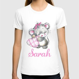 Sarah - Little Mouse T-shirt