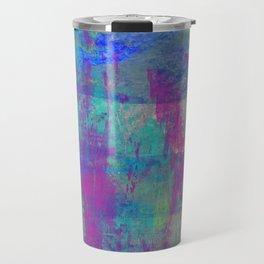 Abstract No. 472 Travel Mug