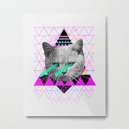 Pastel  Metal Print