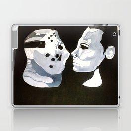 Vorhees Vs. Meyers Laptop & iPad Skin