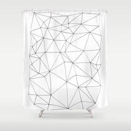 Organic Web Three Shower Curtain