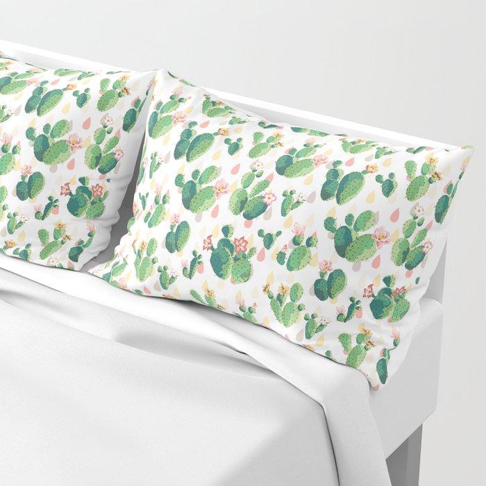 Cactus pattern Kissenbezug