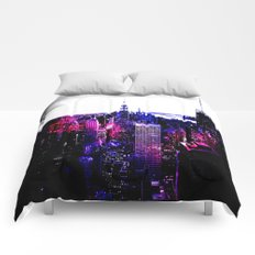 new york City Comforters