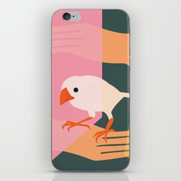 Confinement for Meaning iPhone Skin