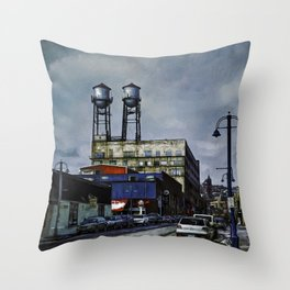 The Lookouts Throw Pillow