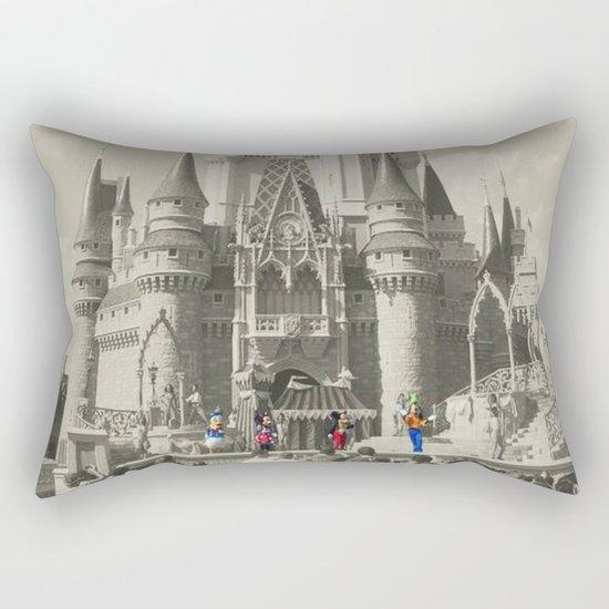 Walt Disney World Rectangular Pillow