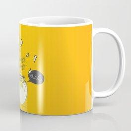#Hatched Coffee Mug