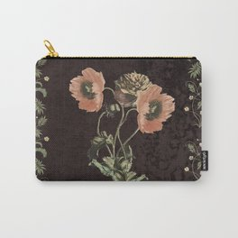 Promises in a poppy Carry-All Pouch
