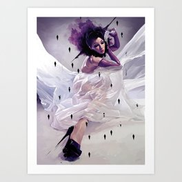 Resilient Art Print