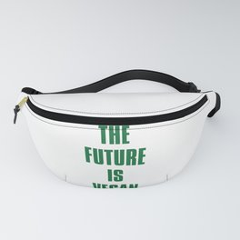 The future is Vegan Fanny Pack