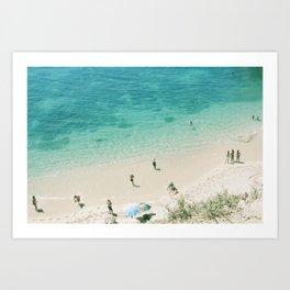 a summer daydream Art Print