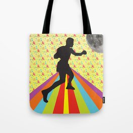Float like a butterfly, sting like a bee Tote Bag