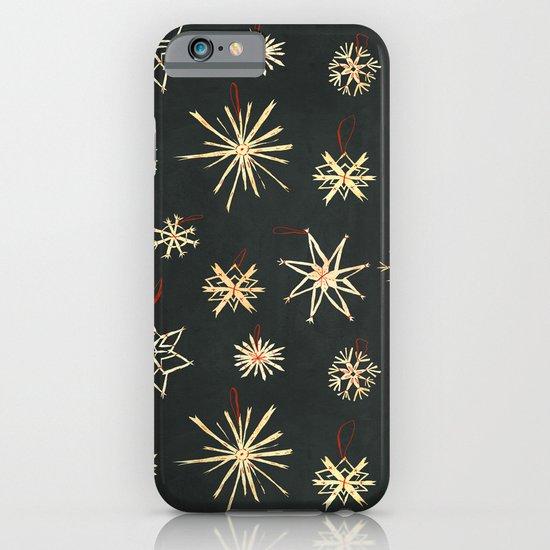 Black Stars iPhone & iPod Case