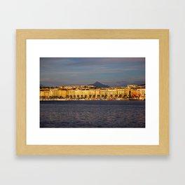 Geneva Framed Art Print