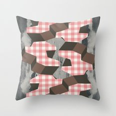lots of ladies like to party Throw Pillow