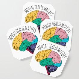 MENTAL HEALTH MATTERS Coaster