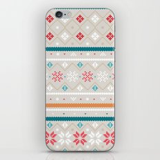FairIsle - light iPhone & iPod Skin