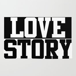Love story Rug