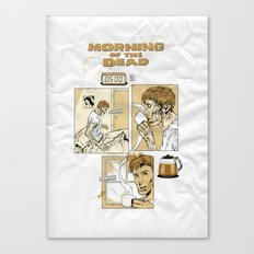 Morning of the Dead Canvas Print