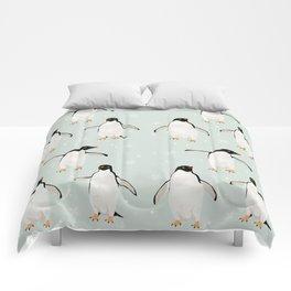 PENGUIN FELLOWSHIP Comforters