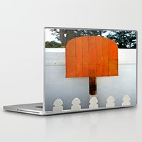 popsicle Laptop & iPad Skins featuring Popsicle  by Photaugraffiti