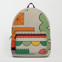 Gate of the universe Backpack