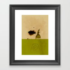 Avatar Kyoshi Framed Art Print