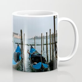 Venice, Italy Boats Coffee Mug