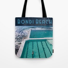 Bondi Vintage Travel Style Tote Bag