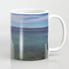 Fishing Cone, West Thumb Geyser Basin, Yellowstone Coffee Mug