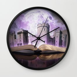 Legend of the Castle Wall Clock