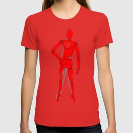 Space lay figure again classic T-shirt