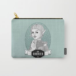 Sera´s Us Cookies Carry-All Pouch