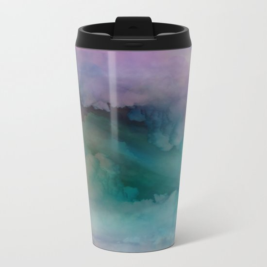 Astral Projection by Nature Magick Metal Travel Mug