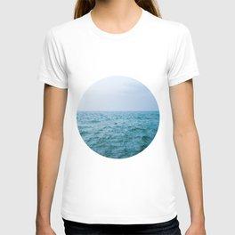 Nautical Porthole Study No.3 T-shirt
