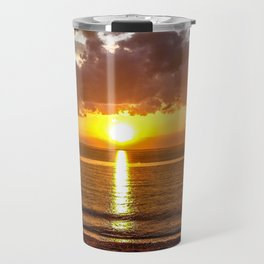Sunset on the Chesapeake #1 Travel Mug