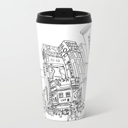 Nippon Metal Travel Mug
