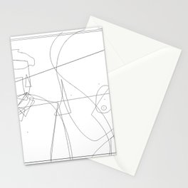 Enlightened me Stationery Cards