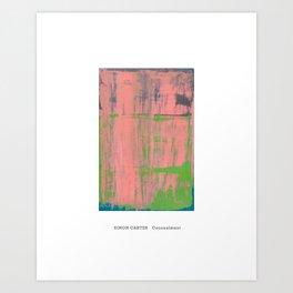 Simon Carter Painting Concealment Art Print