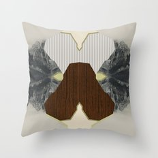48 Throw Pillow