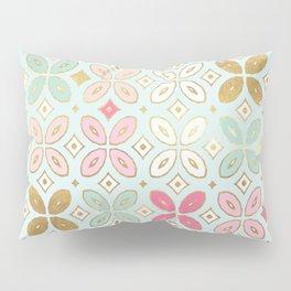 MORROCCAN TILE - ALEXA SPRING MINT Pillow Sham