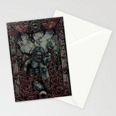 atlas shrugged - ayn rand Stationery Cards