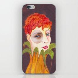 RETRATO 120314 iPhone Skin