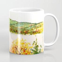 Lake Morey Coffee Mug