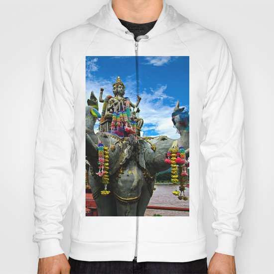 Thailand Temple Hoody